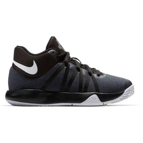 black white basketball shoes nike kd trey 5 basketball shoes for black white