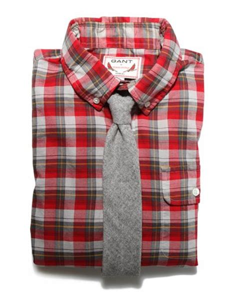 best s plaid shirts and wool ties for fall
