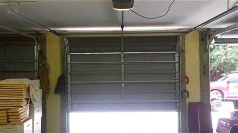 common    garage door  wont open