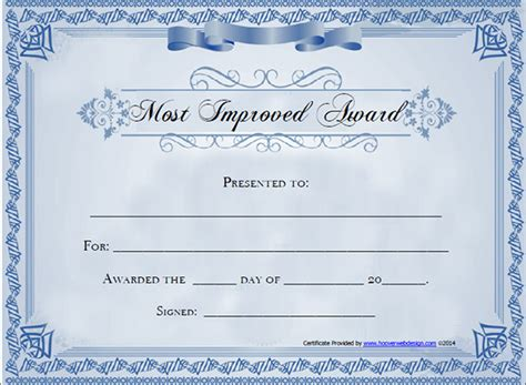 award certificate template 42 in pdf word
