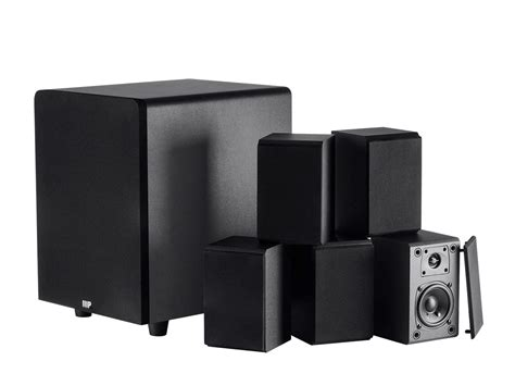 monoprice 5 1 channel premium select home theater