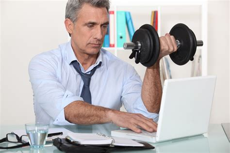 work out at your desk equipment healthcare workers stay healthy