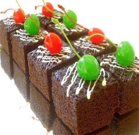 Inibronis Brownies Panggang Pisang Keju 2 17 best images about resep masakan makanan tradisional