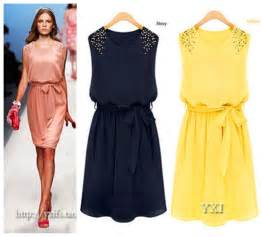 womens casual summer dresses and fashion week collections