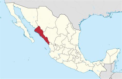 mapa de guasave sinaloa sinaloa wikipedia la enciclopedia libre