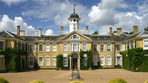 polesden lacey  romantic retreat wall street