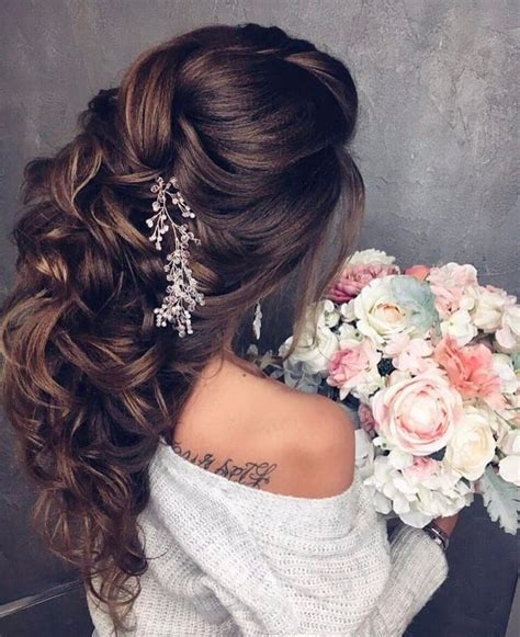 hairstyles with extensions for wedding wedding hairstyles for long hair with accessories