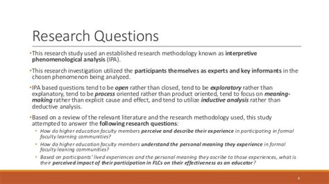 research questions dissertation blessinger dissertation strategy