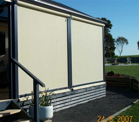 exterior blinds for patio ktrdecor