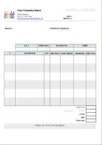 tutoring invoice template best template collection