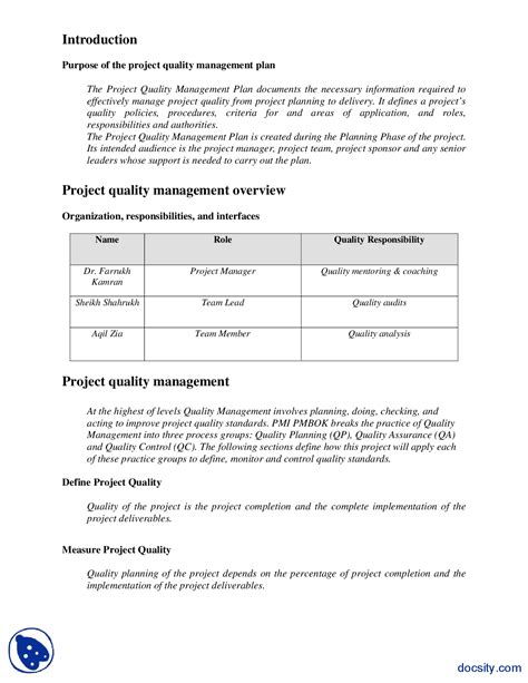 best photos of quality control plan template manufacturing quality