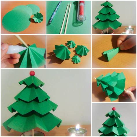 Paper Folding Project - step by step crafts 28 images and craft work with