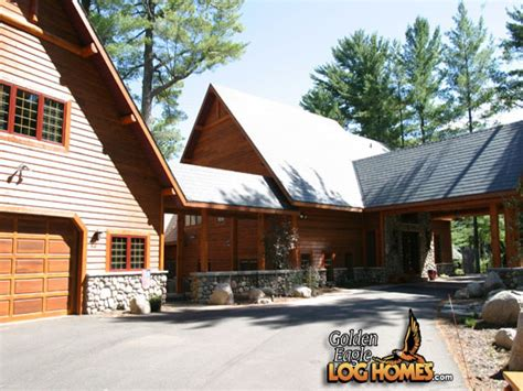 cabin plans with garage log cabin homes with breezeway garage log homes floor