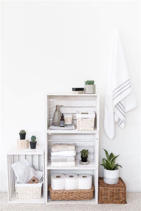 crate shelves bathroom best 25 crate shelving ideas on pinterest apple crates