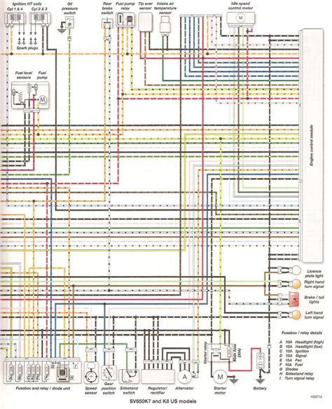 1997 suzuki gsxr 600 wiring diagram wiring diagram