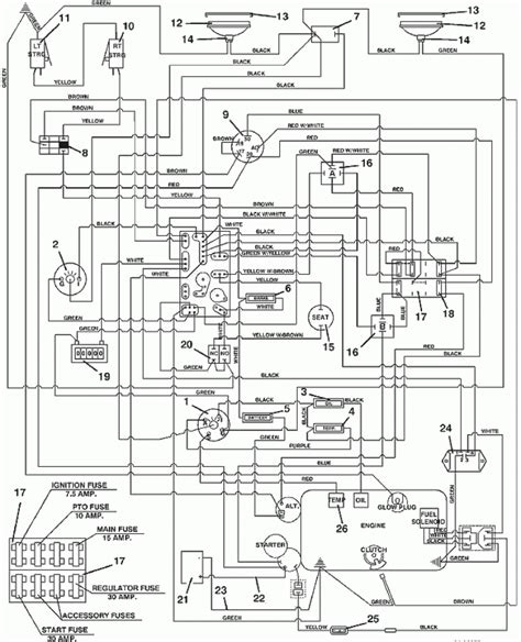 kubota rtv wiring diagram wiring diagram with description