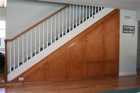 stairs with storage under stair storage traditional staircase other