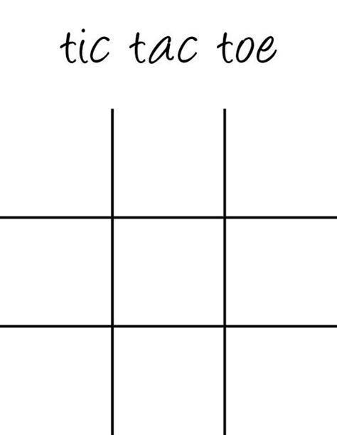 17 best ideas about tic tac toe board on pinterest tic
