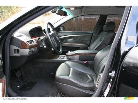 2005 Bmw 745li Interior by 2005 Bmw 7 Series 745li Sedan Interior Photo 41036536