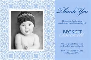 beckett christening thank you li designs