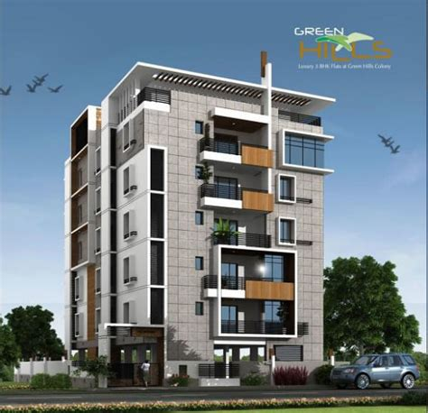 sustainable apartment plans and elevations ace green hills in kothapet hyderabad price floor