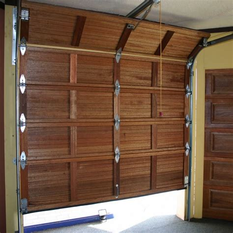 How To Make Garage Doors by Garage How To Build A Garage Door Home Garage Ideas