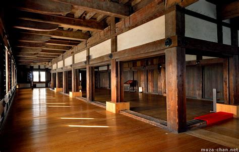 Matsumoto Castle Floor Plan himeji castle interior