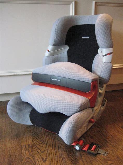 porsche 911 baby seat oem porsche child seat junior latch pelican parts