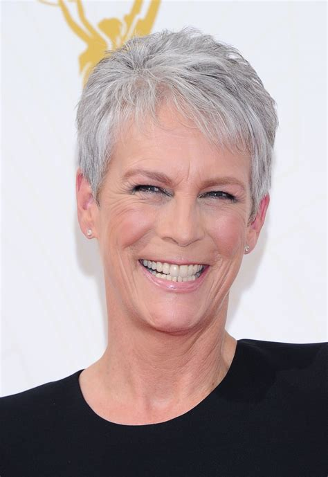 jamie lee curtis jamie lee curtis at 67th annual primetime emmy awards