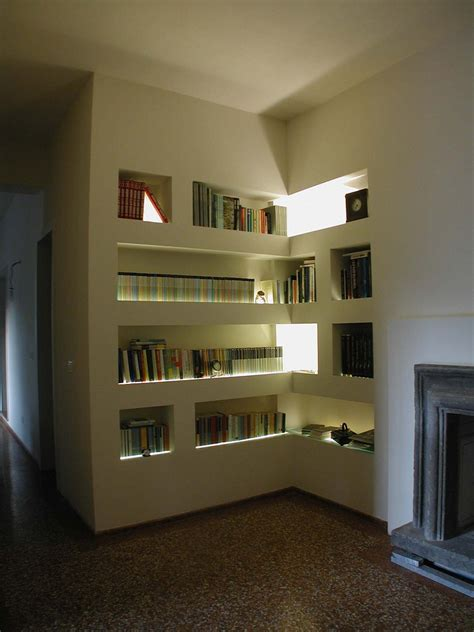 come costruire una mensola in cartongesso librerie in cartongesso idee costi e come costruirle