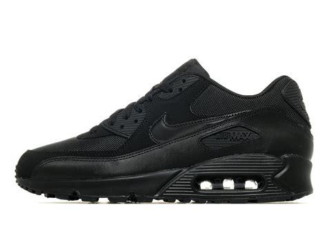 Sepatu Sport Nike Airmax Black White 3 nike air max 90 jd sports