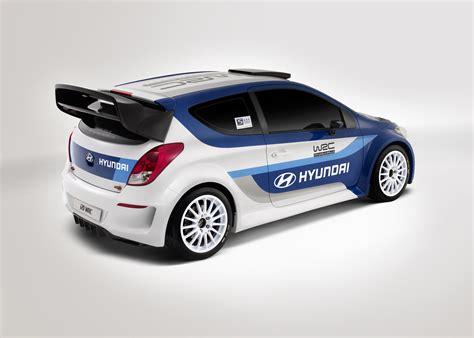 Hyundai Motor by I20 Wrc Rear03 Hyundai Motor Company