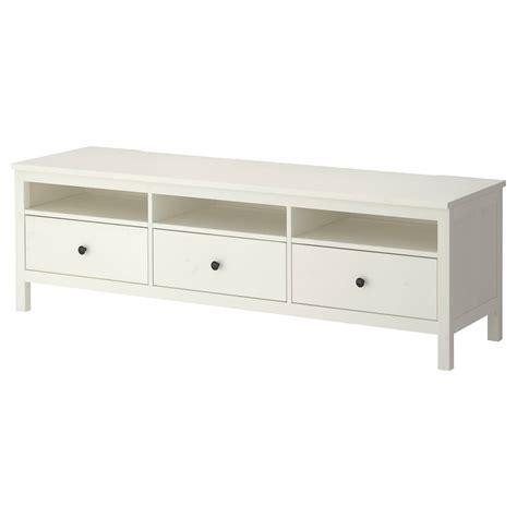 hemnes bench with shoe storage white ikea hemnes tv bench white stain 183x47 cm ikea