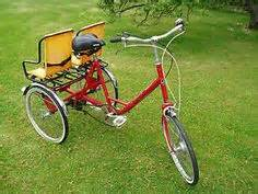 diy rickshaw child seat for an trike my projects