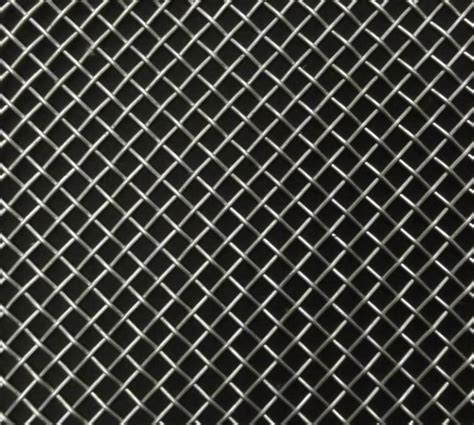 Kawat Ram car grille mesh woven stainless steel wire mesh