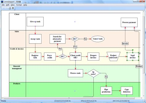 flowchart exles visio flowcharts network diagrams graphical modeling software