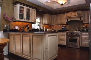 9 images rustic painted kitchen cabinet ideas rustic