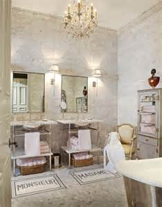 Victorian Style Chandeliers French Bathroom Style French Bathroom Decor