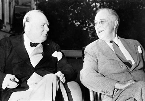 roosevelt house 17 april 1945 winston churchill pays tribute to franklin d roosevelt