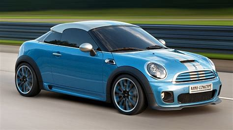 Mini 2 New mini boost as bmw gives all clear for two new models at oxford plant daily mail