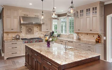 types of backsplashes for kitchen 8 top tile types for your kitchen backsplash stone