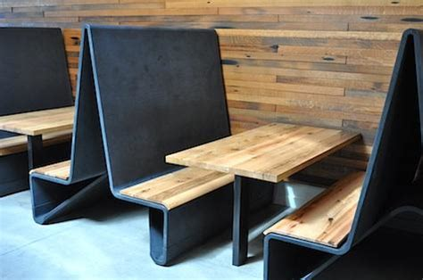 bar banquette seating aidlin darling s bar agricole banquettes concreteworks