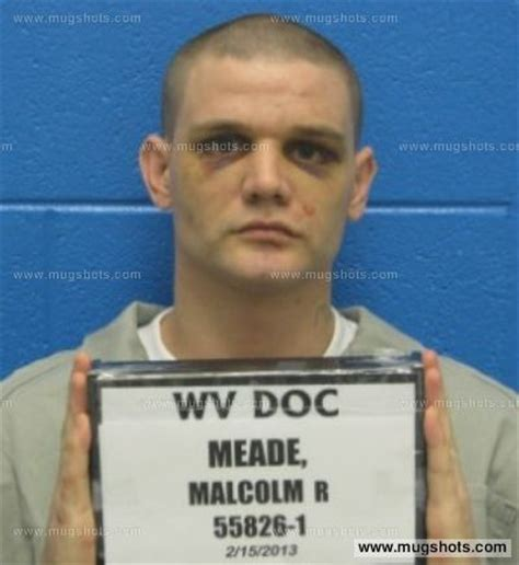 Logan County Arrest Records Malcolm Meade Mugshot Malcolm Meade Arrest Logan