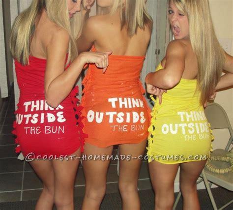 hot girls  hot sauce costumes scott roberts hot