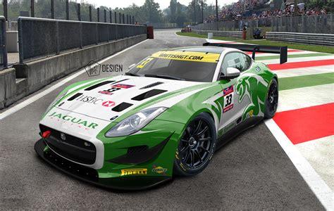 Jaguar F Type GT3