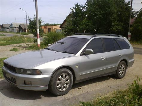 mitsubishi galant wagon 1997 mitsubishi galant viii station wagon a4 pictures