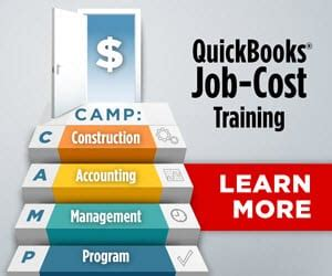 quickbooks tutorial job costing your guide to the construction accounting management