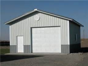 Small Overhead Door Small Residential Garage Building Garage Pole Buildings