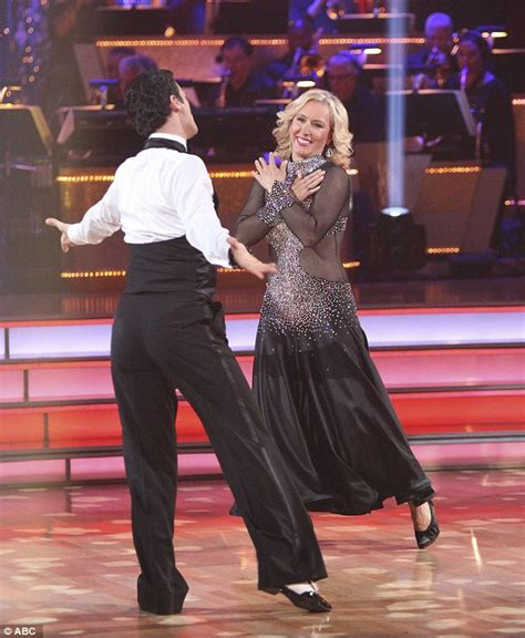 who was the blonde in dwts dancing with the stars 2012 martina navratilova sports