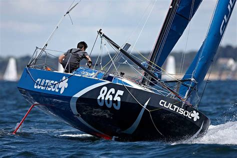 scow mini transat the once and future shape of things northwest yachting